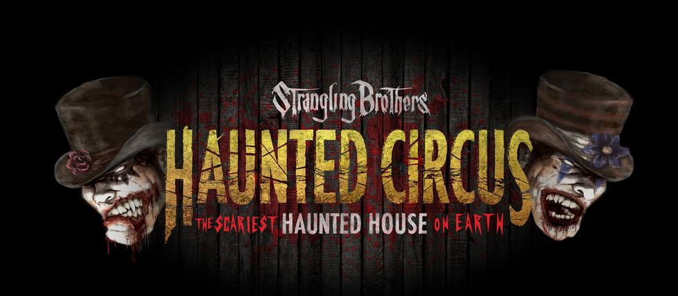 Strangling Brother's Haunted Circus | Salt Lake City, UT