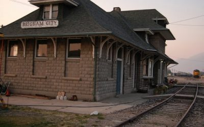Brigham City Train Depot | Brigham City, UT